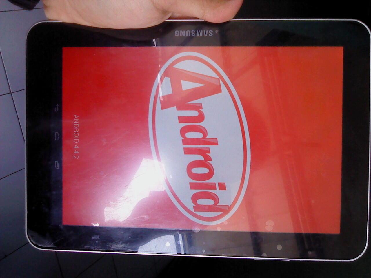 Galaxy Tab 8.9 Batangan BU