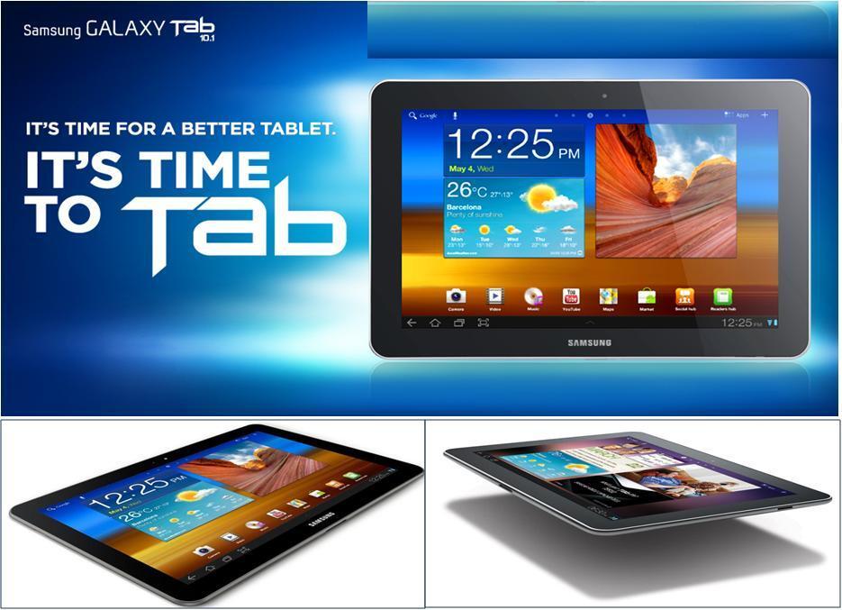 Jual Tablet Galaxy Samsung Tab 10.1 P7500 (ORI SAMSUNG) 16GB