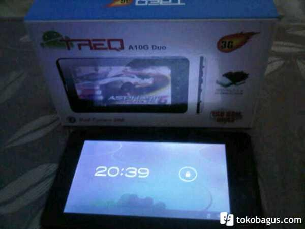 Tablet Treq A10G Duo 3G 16Gb