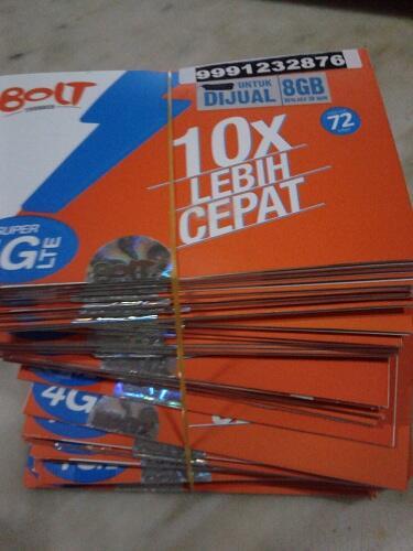 Jual Modem Bolt Super 4G Unlock Murah