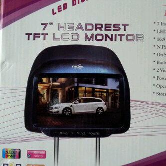 Aneka Head Unit 2 din, headrest monitor, HU OEM, Parking Camera