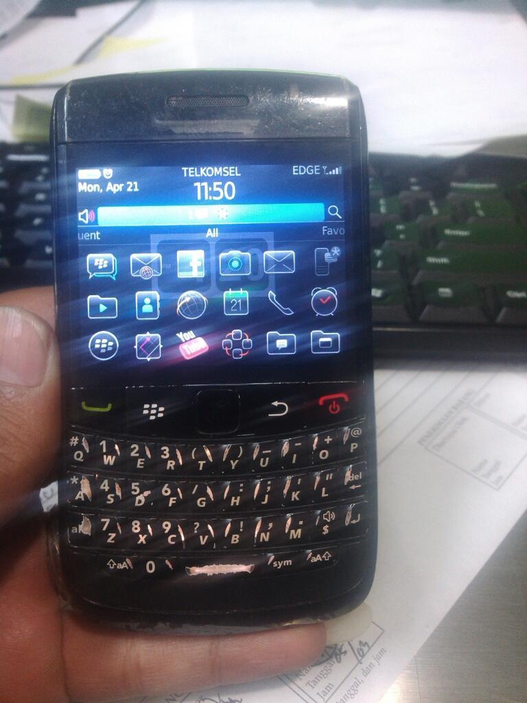 Handphone Blackberry Onyx 1, Murah Gann...