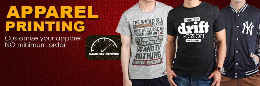 Terjual T-Shirt Custom Bisa Satuan/ BIKIN BAJU SATUAN | KASKUS on