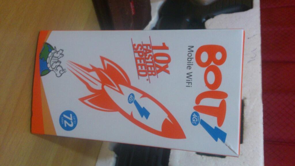 LTE BOLT 4G Unlock Bandung