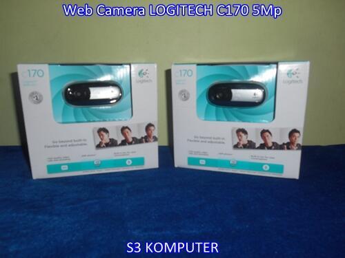 Web Camera LOGITECH 5mp