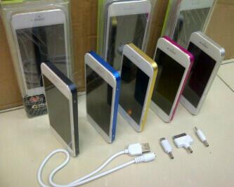 Powerbank iphone 5 6800mah