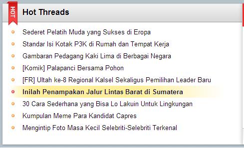 Yuk Melihat Jalur Lintas Barat Sumatera