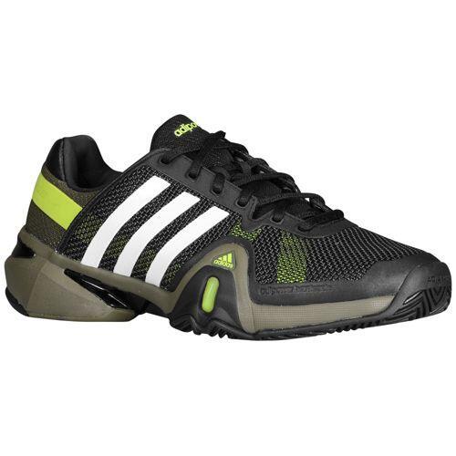 SePaTu Tenis adidas adiPower BARRICADE 8 bLaCk siLvEr rEd TeNnis sHoEs 100%  ORIGINAL 14ea9f6bd4336