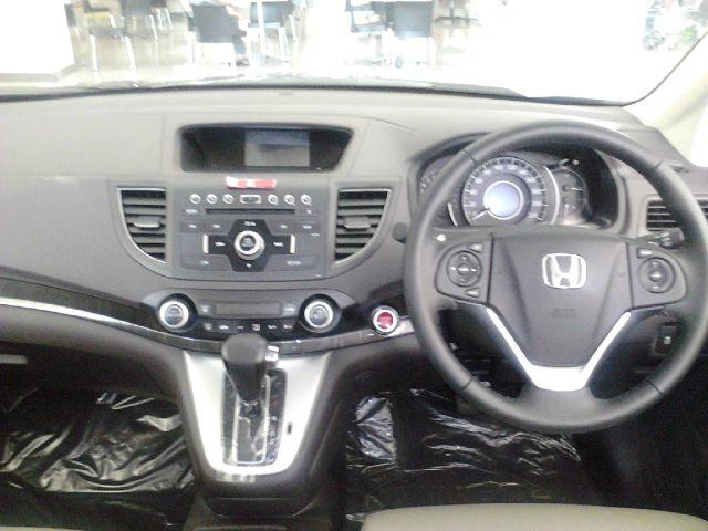 All New Honda