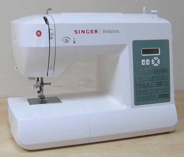 Mesin Jahit / Sewing machine SINGER 6199 Brilliance