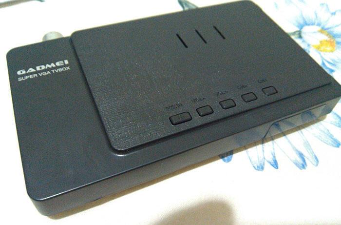 TV Tuner External Gadmei TV 3810E - Nyaris baru