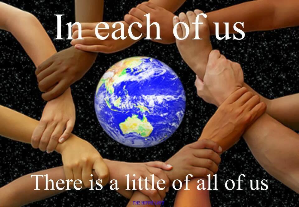 Belajar Persatuan Dari Bagian Tubuh