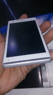 Sony Xperia SP White Sebulan Pakai Mulus Likenew