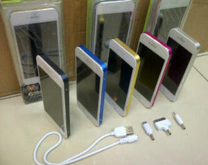 Powerbank iphone 5 6800mah
