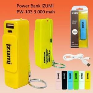 Powerbank izumi 3000mah