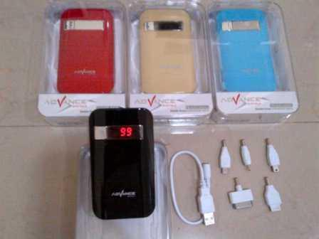 Powerbank Advance 8800mah Digital