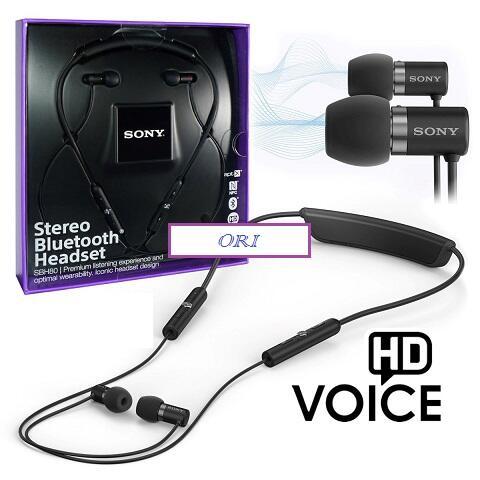 [TroN] SONY Stereo Bluetooth Headset SBH80 Original BNIB GAN!! HEADSET TERAMPUHH!!