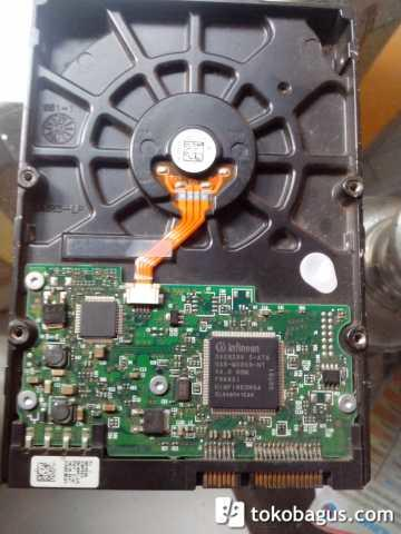 Hdd 80GB sata hitachi mantap