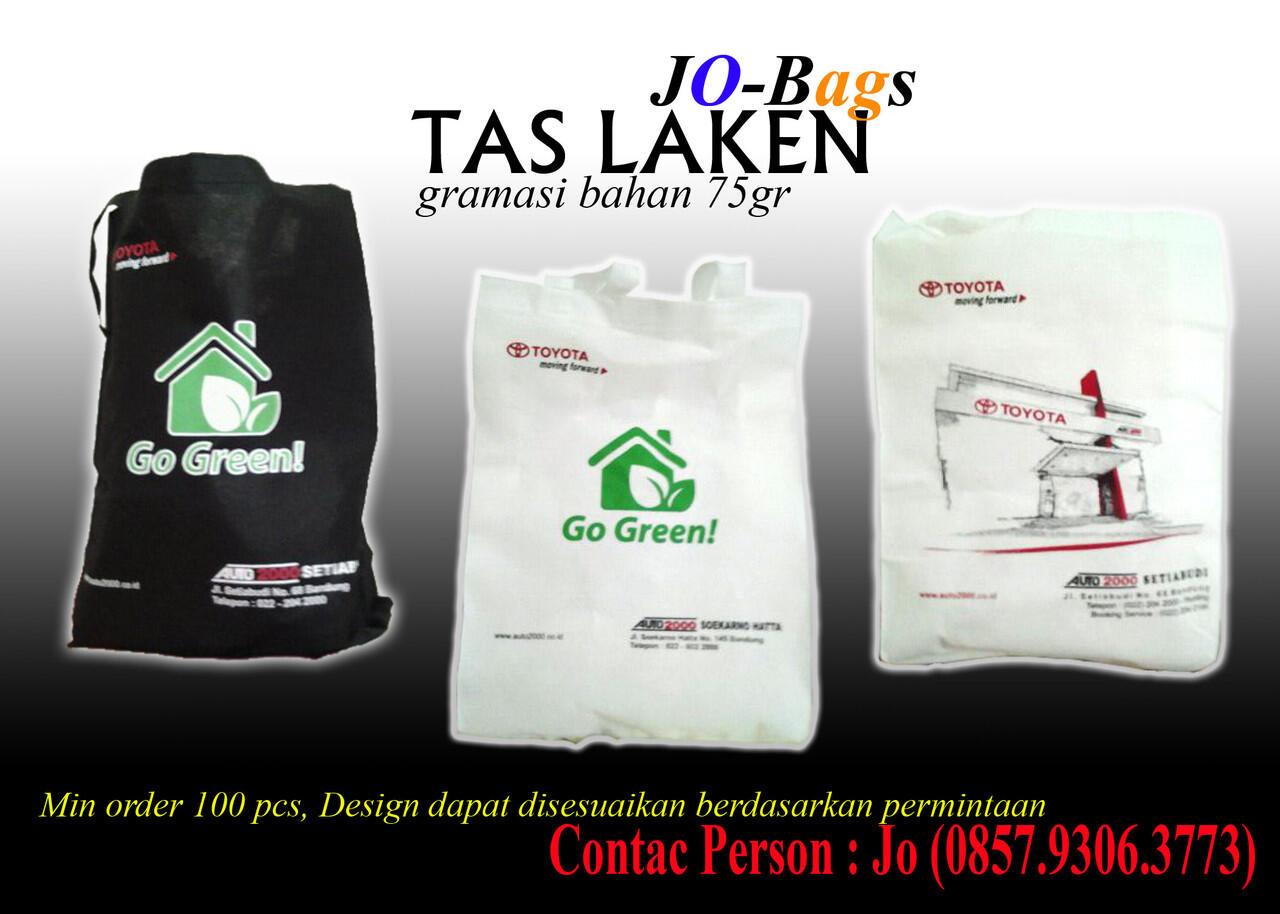 Tas Promosi,Tas hadiah terbuat dari bahan laken