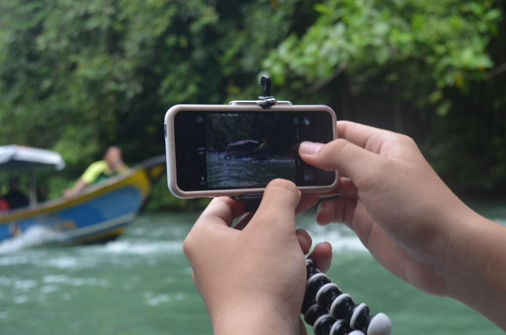 TRIPOD MINI FLEKSIBEL Untuk Smartphone & Handphone, Pocket Camera & Gadget Ente, Gan!
