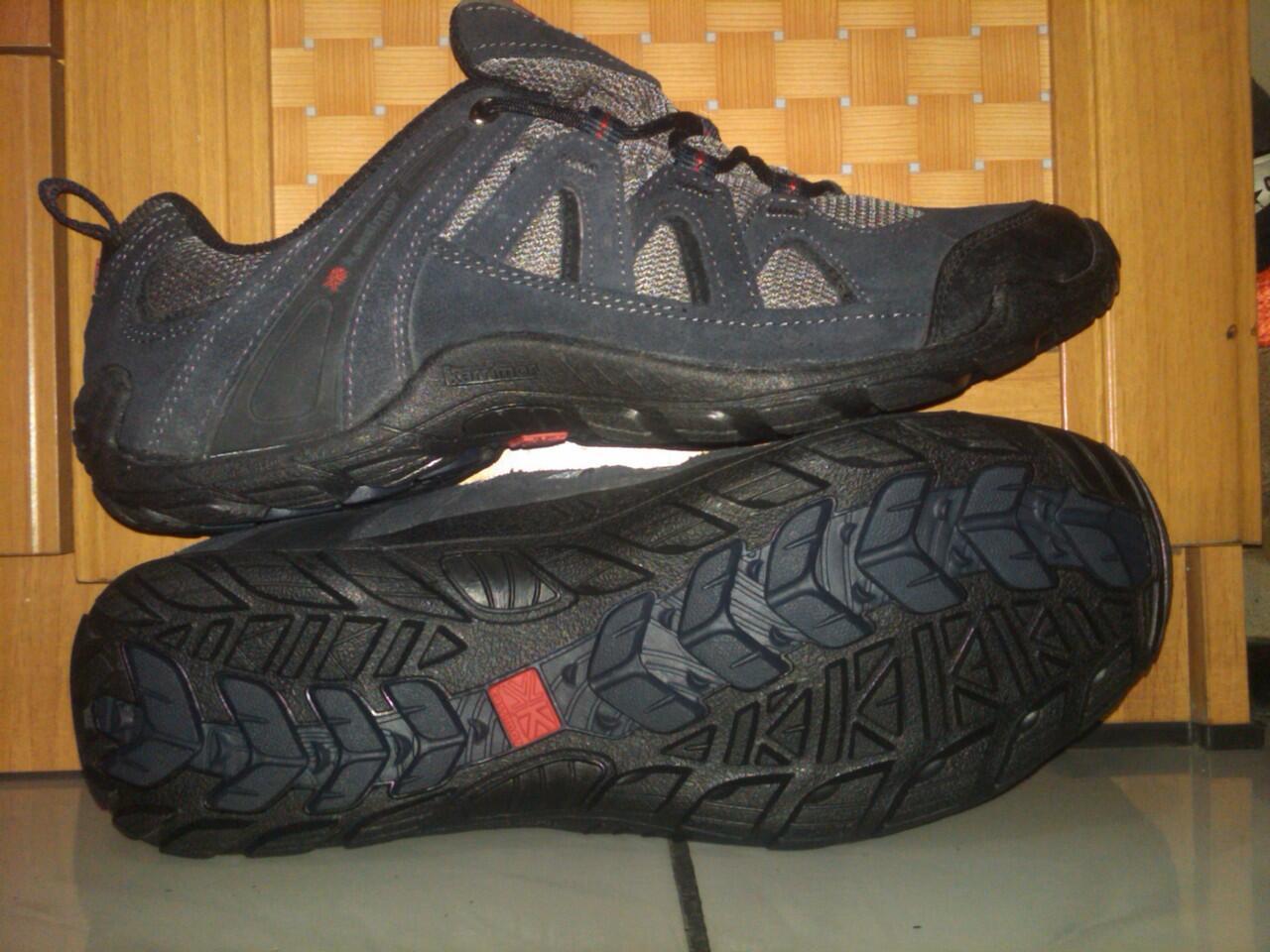 Terjual Sepatu Karrimor Summit Original Bandung Kaskus