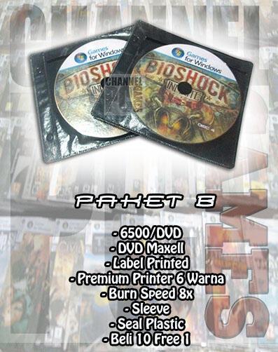 DVD PC Games Software Cimahi Best Seller Murah Terpercaya Full Autorun