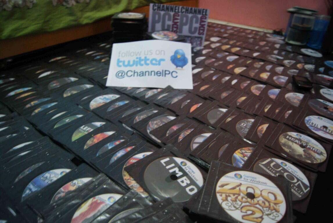 DVD PC Games Cimahi Bandung Banyak Promo Update