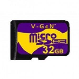 Microsd Vgen 32Gb,Lifetime Garansi