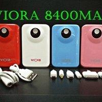 Powerbank Viora 8400mah