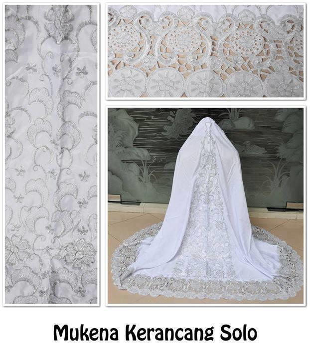 Mukena BSY Kerancang Solo