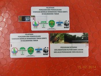 flashdisk kombinasi id card bisa pesan custome