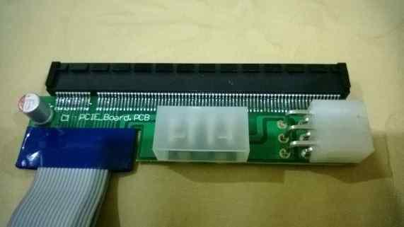 Best Quality PCI-E Extension Cable Riser