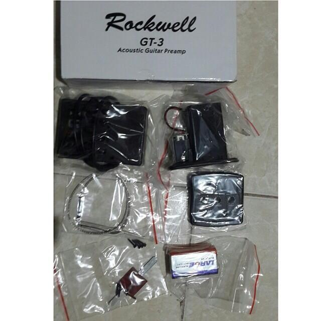 jual preamp gitar merk rockwell, kualitas dijamin bagus dan harga terjangkau gan