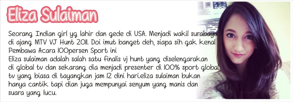 [IGO] Presenter olahraga paling cantik di Indonesia [PICT]