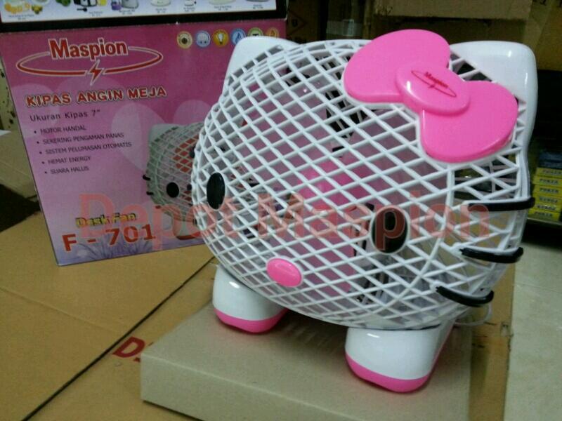 Kipas Angin Hello Kitty