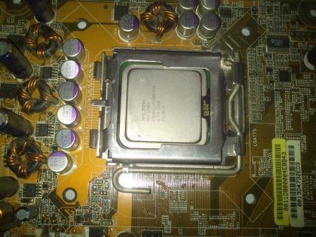 WTS MOTHERBOARD (MOBO) DAN RAM DDR,DDR2