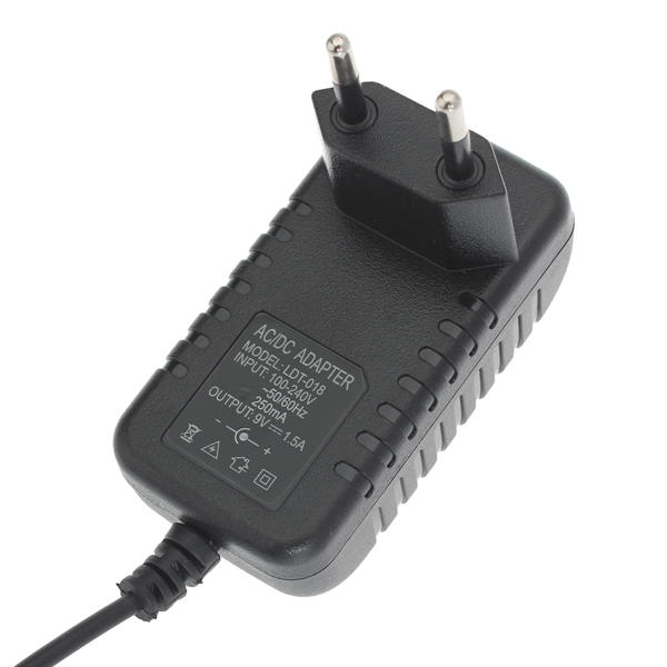 Charger For Tablet 9V 1.5A IMIO - ADVANTE- MITO- DLL