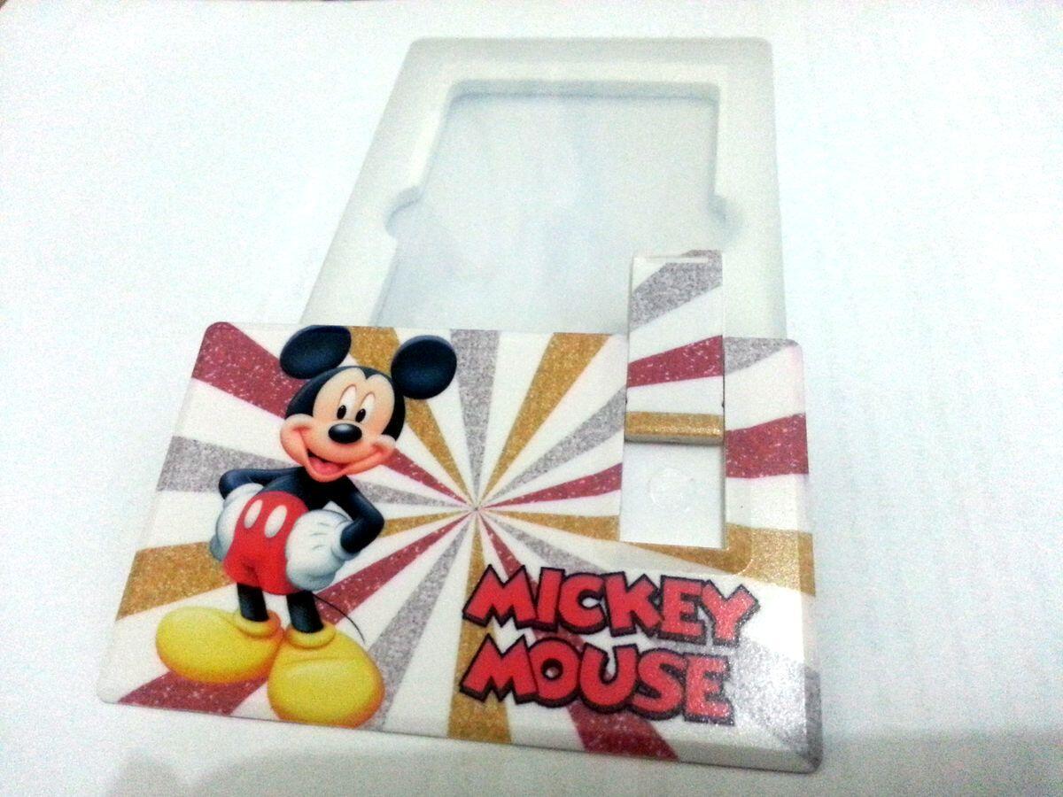 USB Flash Disk Card 8 GB Character