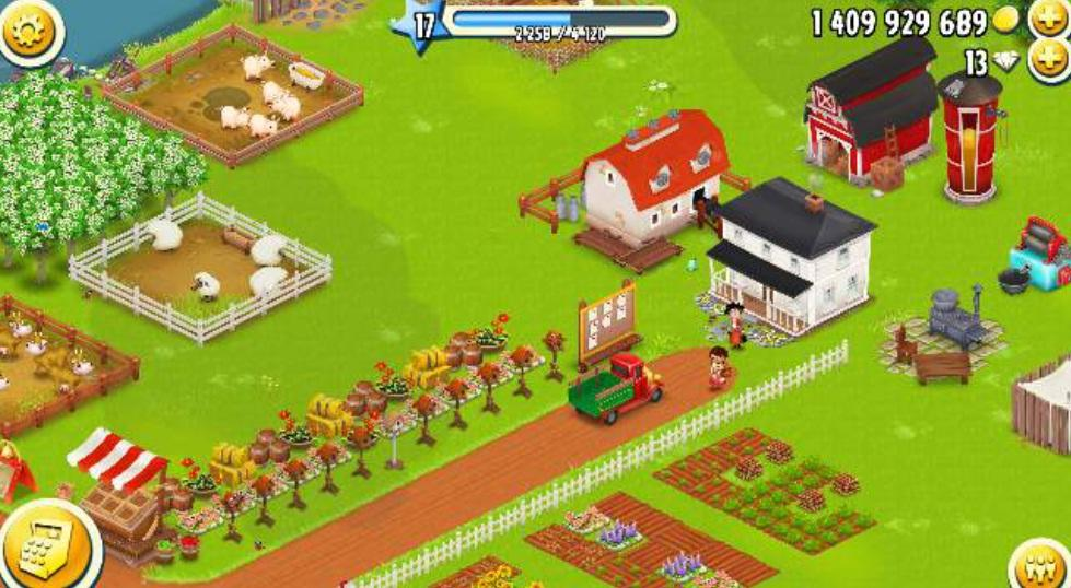 [HOT] Jual ID HayDay Coin 1,4 M