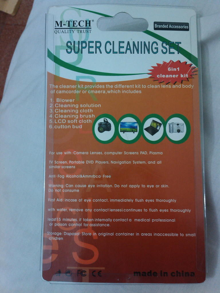 cleaning set 6 in 1 bali