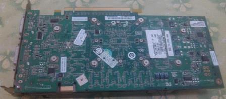 Jual VGA card MSI NX 8800 GTS