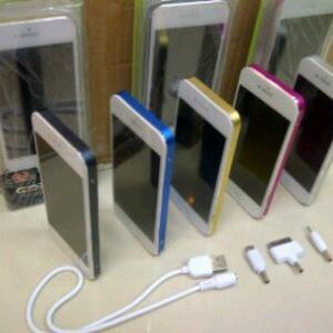 Powerbank i-phone 5 6800mah