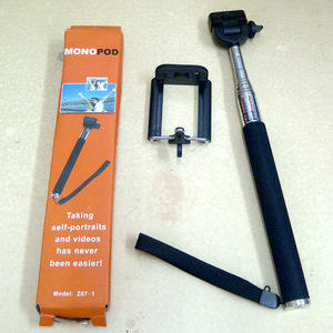 Tongsis stainless Monopod