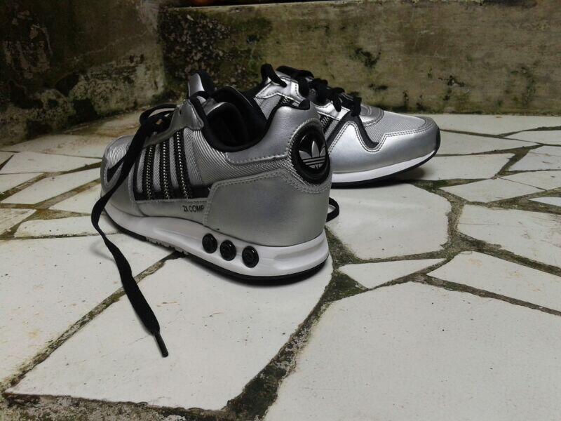 Adidas Zx Comp silver original size 39 / 40