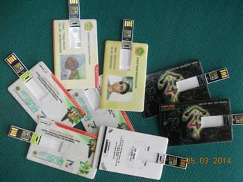 pusat orderan souvenir flashdisk kartu & rubber termurah