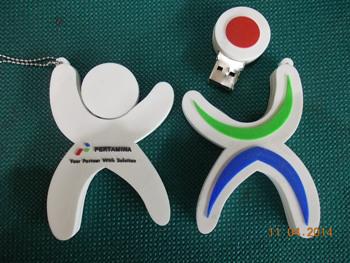 merch flashdisk unik buat acara2 besar Vendor