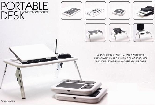 Strong Cool For Notebook & Meja E-Table (Biar Adem)