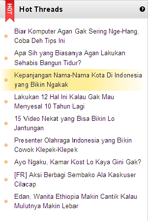 Kepanjangan Nama-Nama Kota Di Indonesia [NGAKAK]