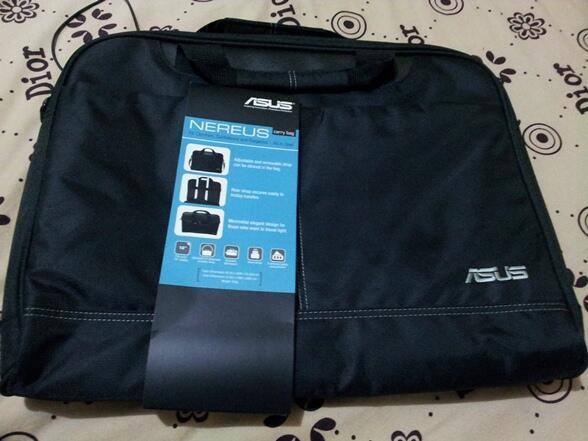 Tas Laptop / Notebook ASUS X450C Original Murah (masih baru) 14 inch