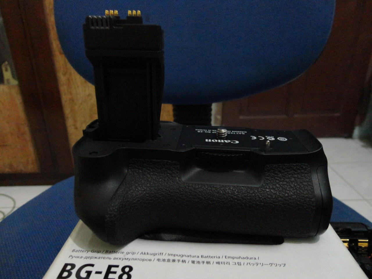 BG/Vertical Grip Canon BG-E8 for 550D/650D/650D
